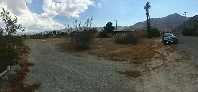 Residential San Diego County Ca Land .33 Acres In Borrego Springs State Park!