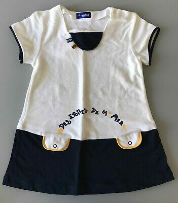 Girls   Absorba  (French Designer) Dress - Brand New -  3T