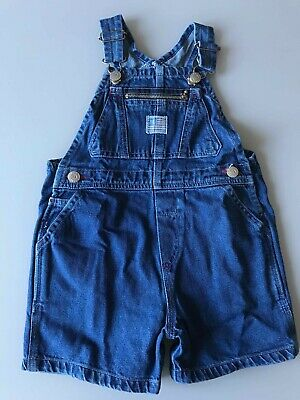 Girls Ralph Lauren  Denium Overalls - Brand New - 18  To 24 Months