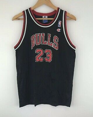 good quality incredible prices sports shoes MAILLOT BASKET BULLS Chicago Champion #23 Michael Jordan ...