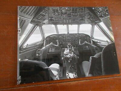 30 SE 210 Caravelle-Photo Sud-Aviation-Format 18/24-Collection.