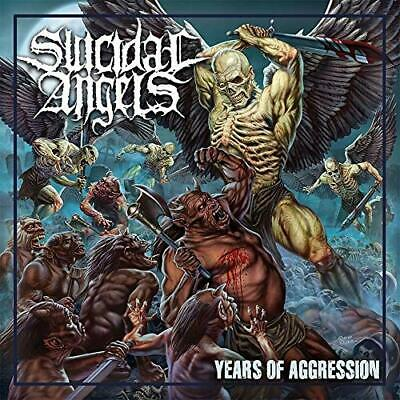 Suicidal Angels-Years Of Aggression (Uk Import) Cd New
