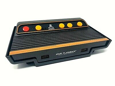 Atari Flashback 9 AR3050 HDMI Game Console with Wired Joystick Controllers