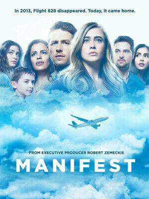 Manifest Serie Tv 1 Stagione Completa In Italiano - 16 Episodi Su Un Unico Dvd