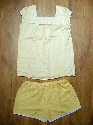 M&S girl's pyjama set in excellent condition – Size 13-14 years