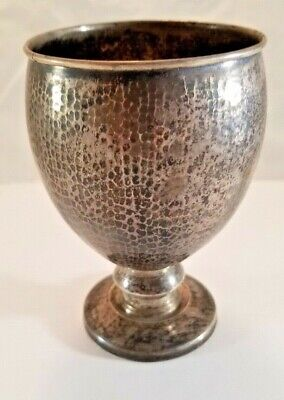 Silver Chalice Cup 1920's Sterling Silver R. Suiza