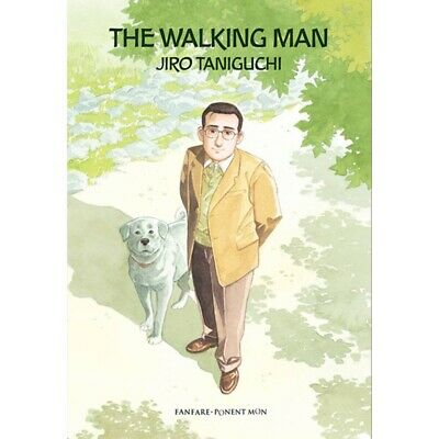 The Walking Man Graphic Novel