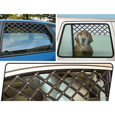 DOG WINDOW GUARD Gate Vent - Expandable Car Window