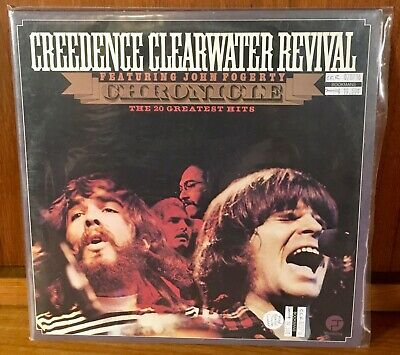 Creedence Clearwater Revival Chronicle Greatest Hits Lp Ccr John Fogerty