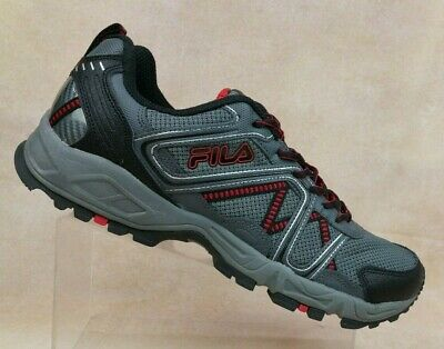 FILA ASCENTE GRAY Trail Running Training Sneaker Shoes