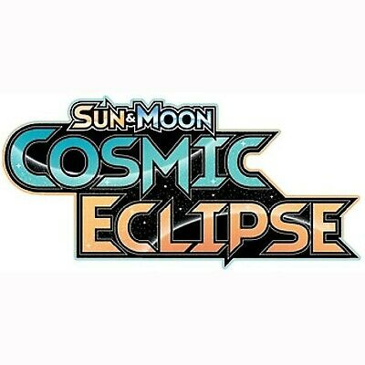 Pokemon Tcg Sun & Moon Cosmic Eclipse Booster Sealed Box - Limited Qty Sale!