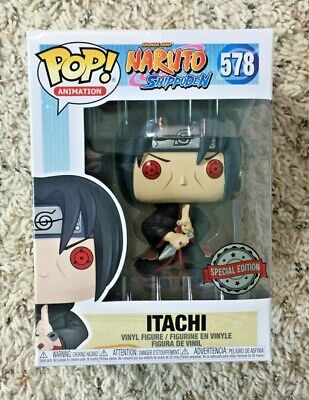 Funko Pop! Animation Naruto Itachi Shippuden #578 Special Edition