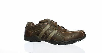 SKECHERS URBAN TRACK Palms Sneakers Shoes Size 9.5 Brown