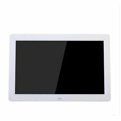 12 inch Digital Photo Frame with Remote Control - WHITE