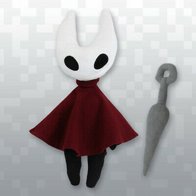 Hollow Knight Red White Soft Peluche Doll Silksong Hornet Giocattolo Farcito 7''