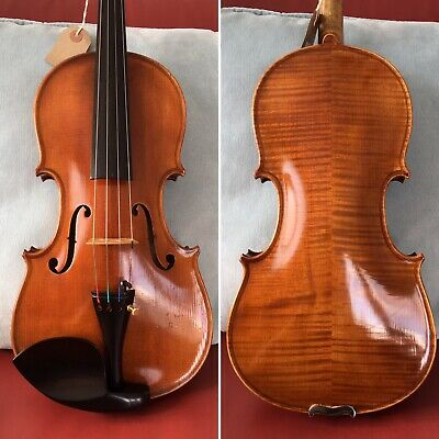 Old Antique 3/4 Violin c.1930 - Well Setup!