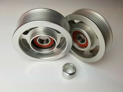 68MM CLUTCHED SUPERCHARGER DTK pulley for 55K AMG - $400 00