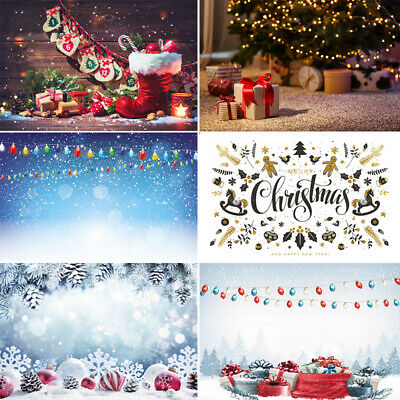 Photography Backdrops Christmas Starts Background Photo Props 3*5/5*7/6*9/10*10