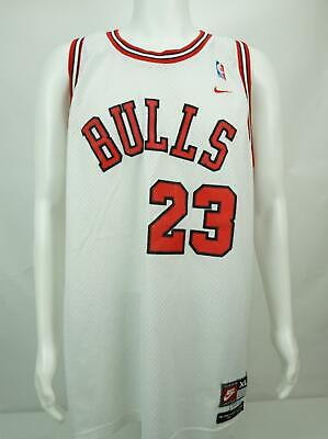 check out cab95 ada98 VINTAGE NIKE AUTHENTIC 8403 Chicago Bulls #23 MICHAEL JORDAN ...
