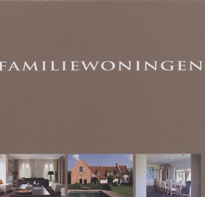 Family houses, Pauwels, Wim, Good Condition Book, ISBN 9077213481