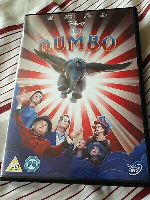Dumbo DVD 2019 (Watched Once)
