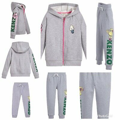 Kenzo Girls Tracksuit Sizs 16 Years .  LAST PRICE AUTHENTIC