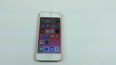 Apple iPod touch 5th Generation Pink (32GB) Cracked Screen 35388