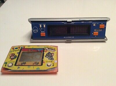 2 game watch Professional Tom & Jerry