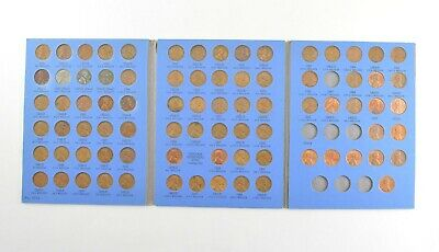 Complete 1941-58 Lincoln Wheat Cent Set - Includes 1943 Steel Cents! *919