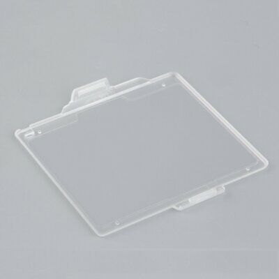 Transparent Hard Pastic LCD Screen Protector Monitor Cover BM For Nik PV