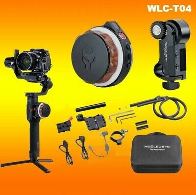 TILTA Nucleus-Nano N Wireless Lens Control System for DSLR Mirrorless WLC-T04