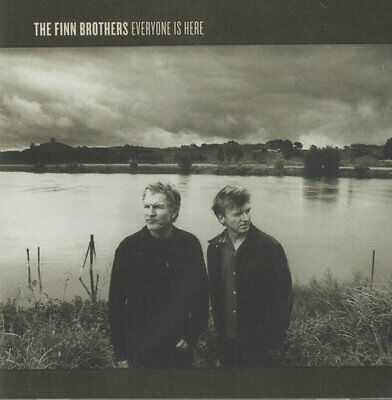 Finn Brothers Everyone Is Here USA CD album (CDLP) promo 303762