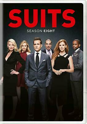 Suits Season 8 - New and Sealed - postage free - UK Compatible