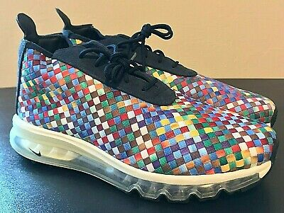 NEW 2017 NIKELAB Nike Air Max Woven Boots Se Multi Color