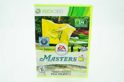 Tiger Woods PGA Tour 12 The Masters: Xbox 360 [Factory Refurbished]