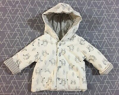 Sprout Baby 000 Unisex Jacket 0-3 Months New