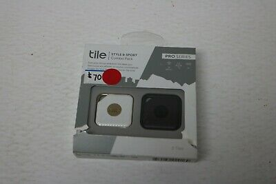 Tile Style & Sport Bluetooth Item Tracker Combo Pack Model