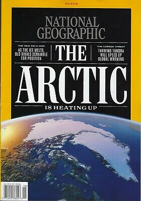 National Geographic September 2019    The Arctic