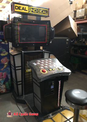 Deal or No Deal redemption arcade game from ICE