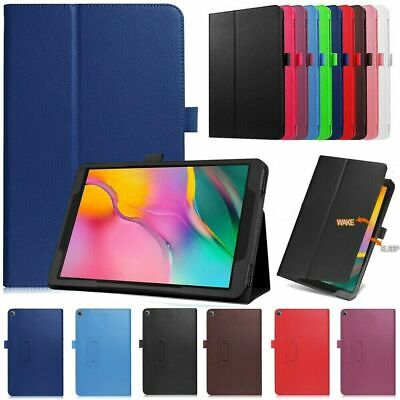 """For Samsung Galaxy Tab A 10.1"""" 2019 SM-T510 T580 Tablet Case Leather Stand Cover"""