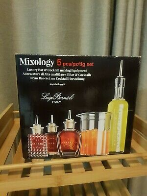 Bar Mixer - Mixology 5pcs Set