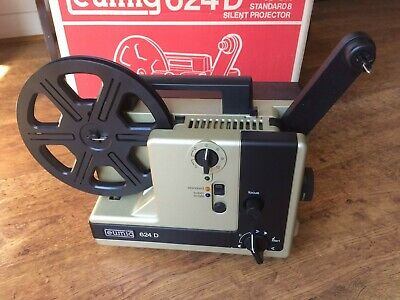 Eumig 624D 8mm Movie Projector