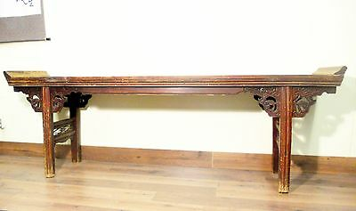 Authentic Antique Altar Table (5542), Circa early of 19th century
