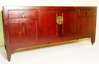 Antique Chinese Ming Cabinet (2850), Circa 1800-1849