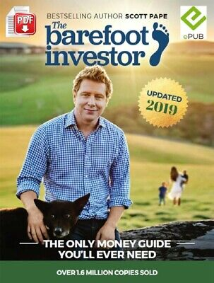The Barefoot Investor 2019: The Only Money Guide You'll Ever Need [DIGITAL COPY]