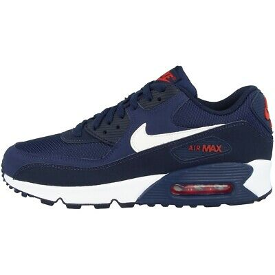 detailed pictures the best attitude good texture NIKE AIR MAX 90 Essentiel Chaussures Sport Loisirs Baskets ...