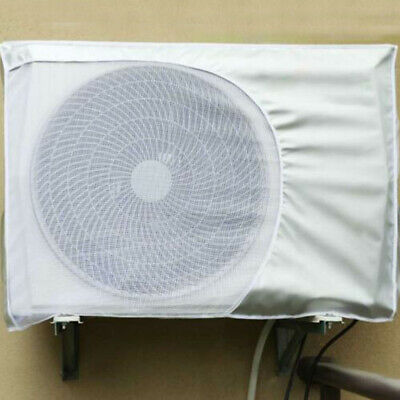 15.7*13.8inch 2pcs Air Conditioner Fan Dust Proof Filter Non-woven Sheet Paper
