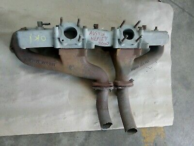 Collecteur Moteur Austin Healey 3000 Original Part