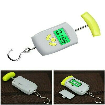 Travel Portable 50KG Digital Luggage Scales Handheld Weighing Scale Suitcase Bag