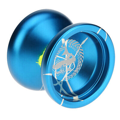 Professional Magic Yoyo N12 Aluminum Alloy Metal Yoyo 8 Ball KK Bearing P0P3